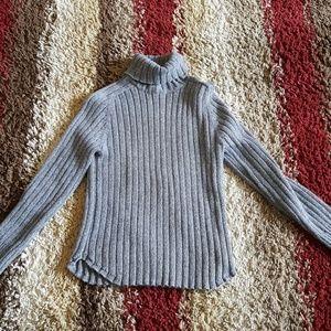 American Eagle turtle neck sweater.